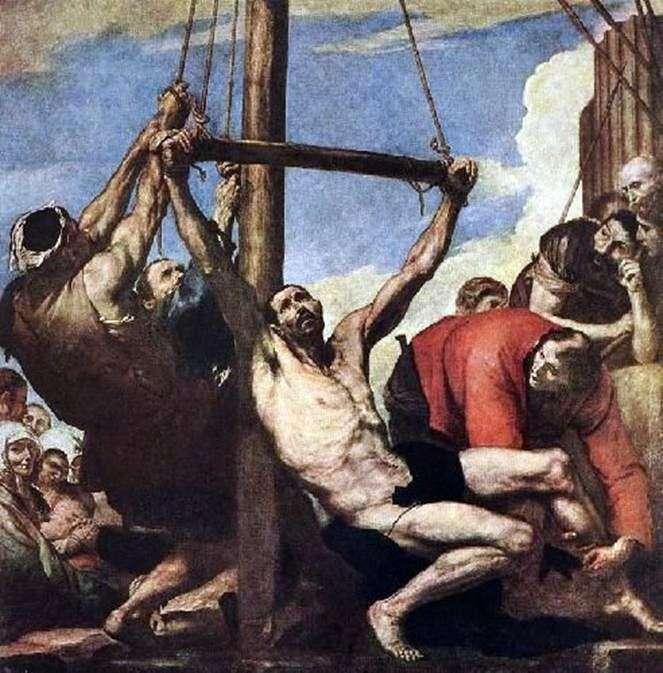Męczeństwo św. Filipa   Jusepe Ribera