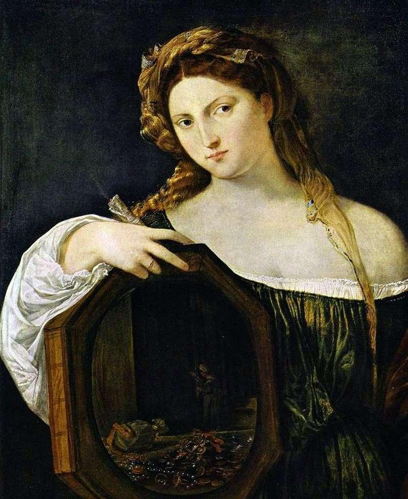 Świecka miłość   Titian Vecellio