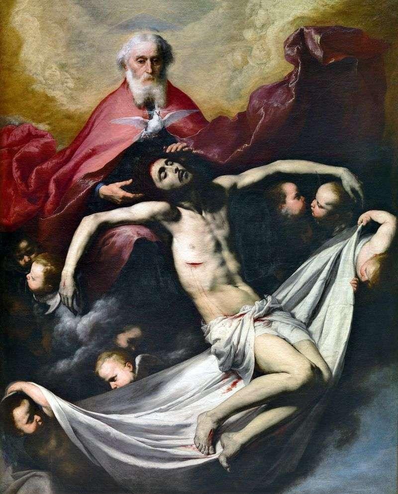 Trinity   Husepe Ribera