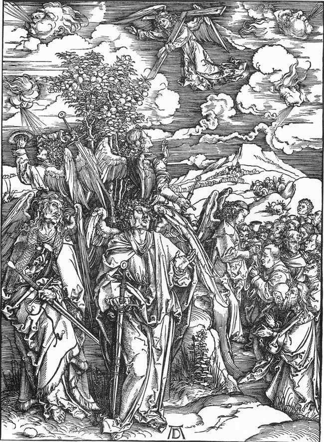 Branding the Righteous   Albrecht Durer