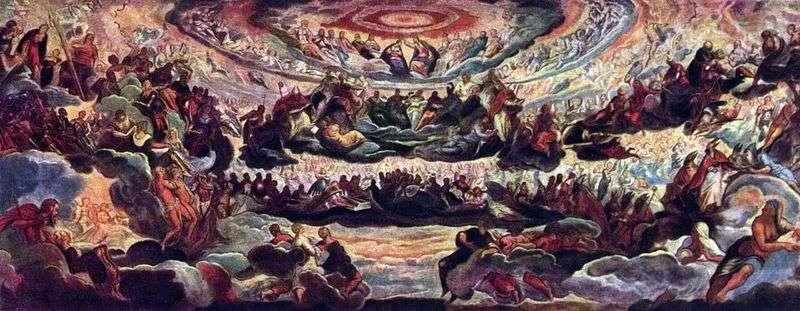 Raj   Jacopo Tintoretto