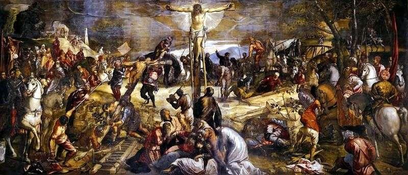 Ukrzyżowanie (Kalwaria)   Jacopo Tintoretto