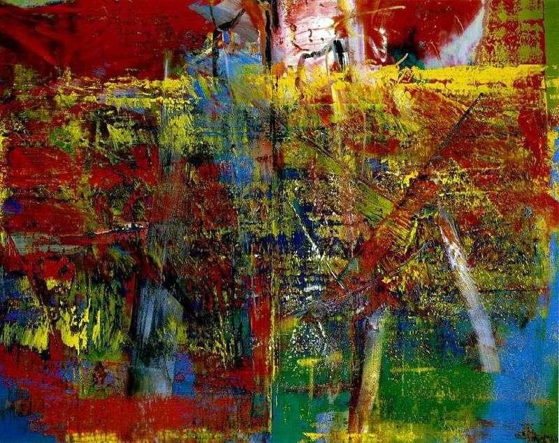 Medytacja   Gerhard Richter