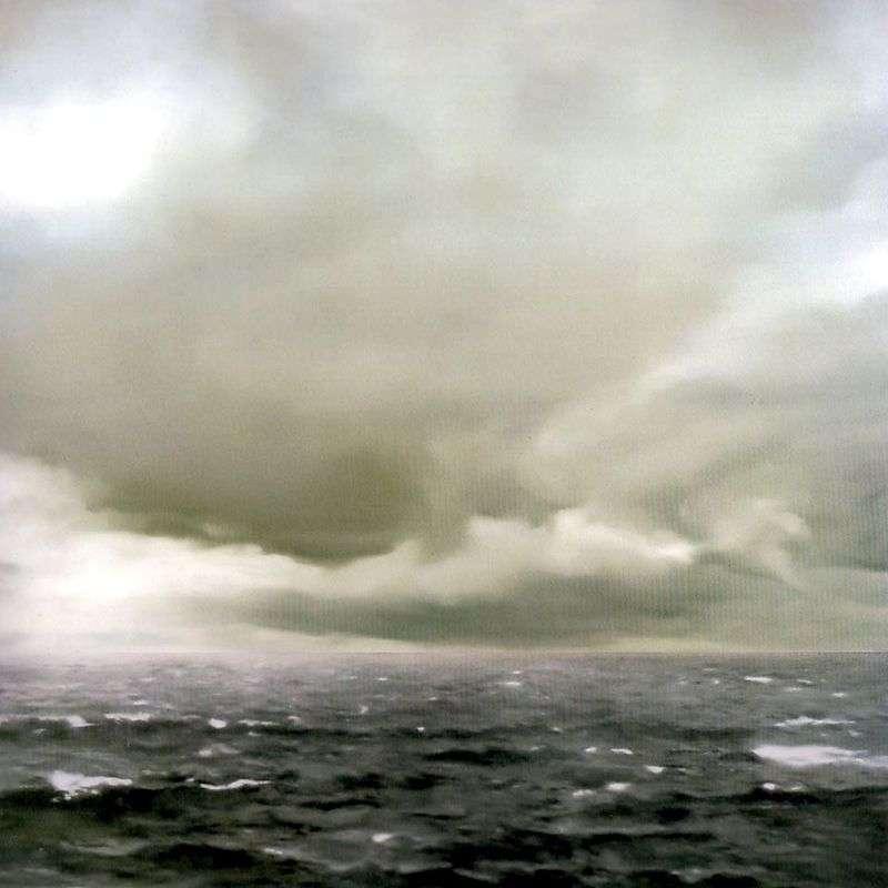 Seascape   Gerhard Richter
