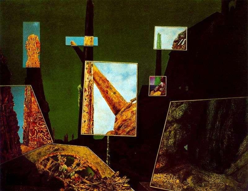 Dzień i noc (Noc i dzień)   Max Ernst