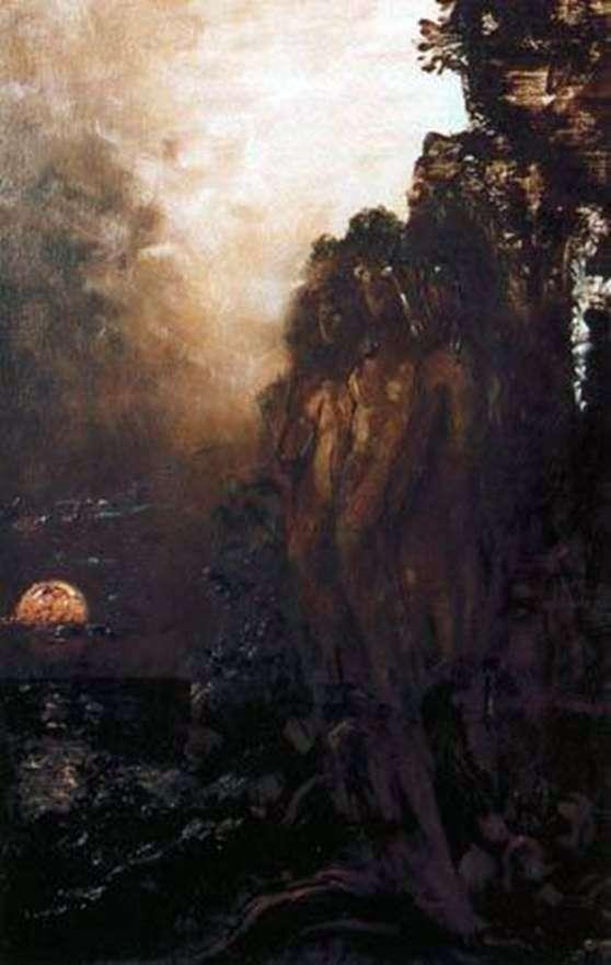 Syreny   Gustave Moreau