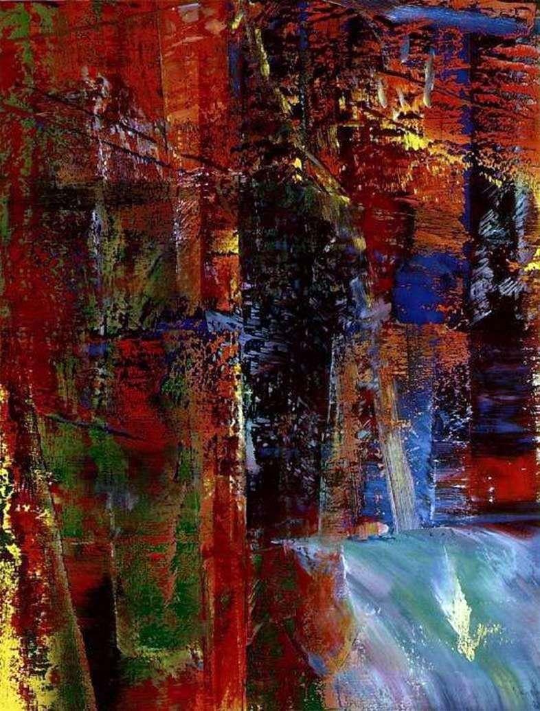 Ciemność   Gerhard Richter