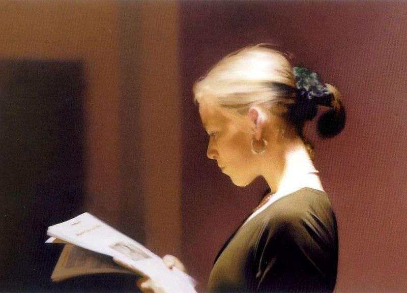 Czytanie   Gerhard Richter