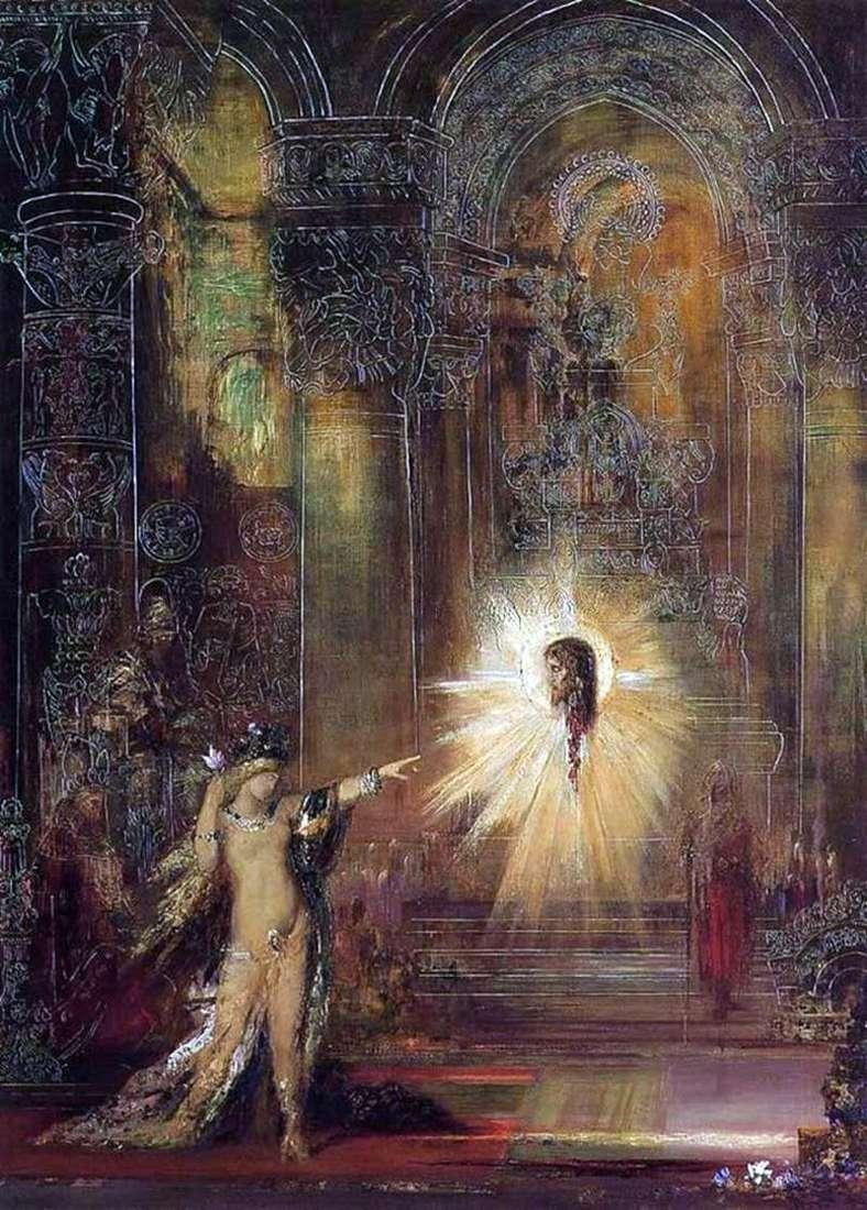 Wygląd   Gustave Moreau