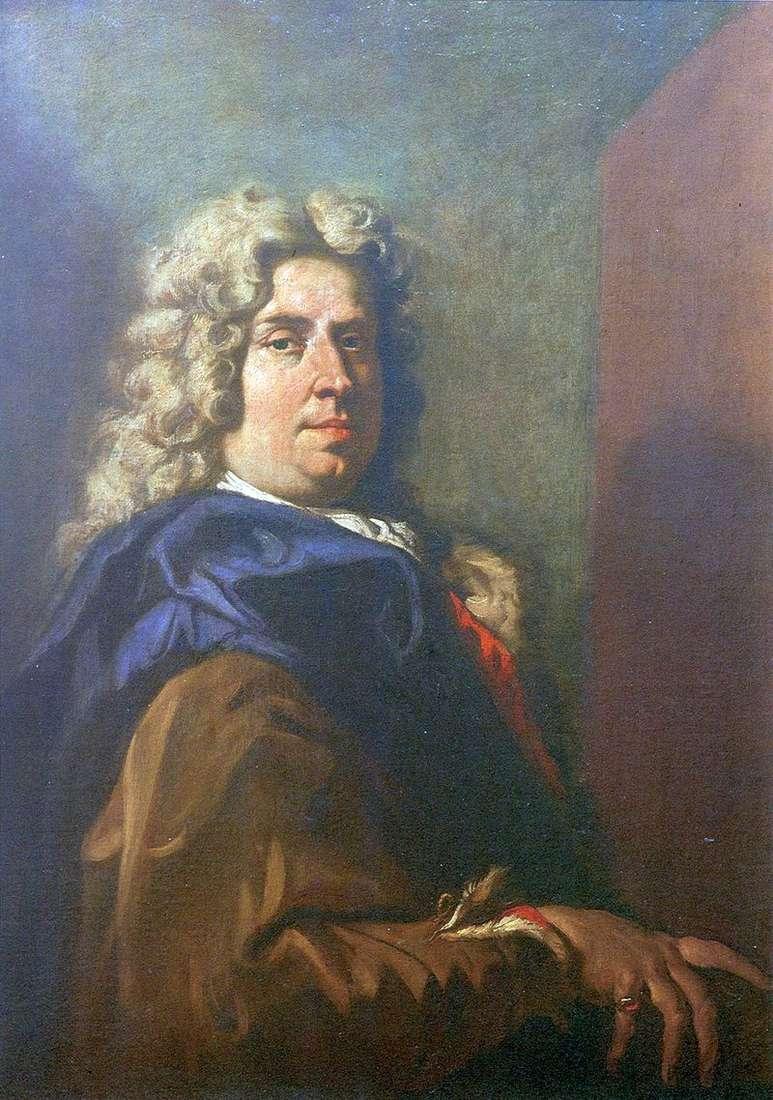 Autoportret   Sebastian Ricci