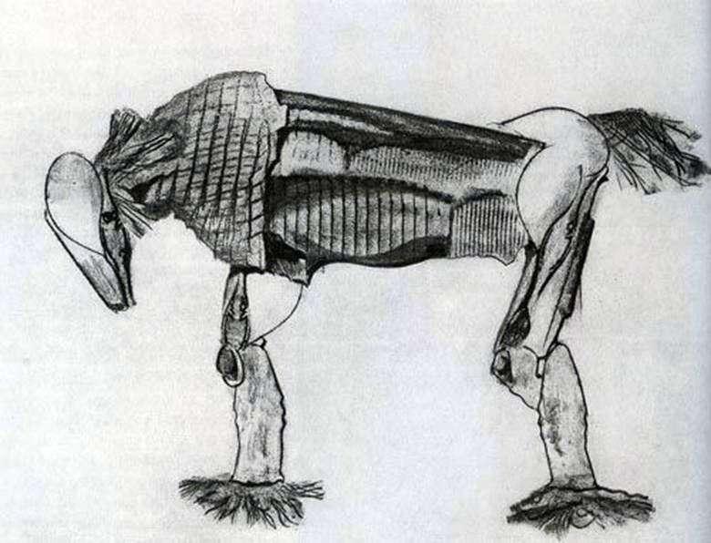 Świetna pora roku   Max Ernst