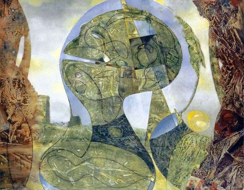 Stary Tata Raine   Max Ernst