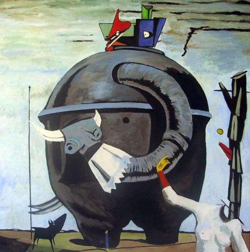 Celebus   Max Ernst