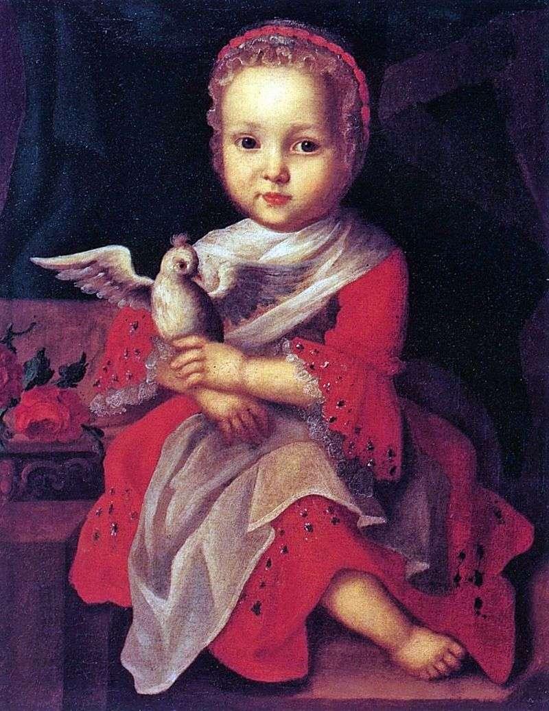 Dziewczyna z ptakiem   Iwan Wiszniakow
