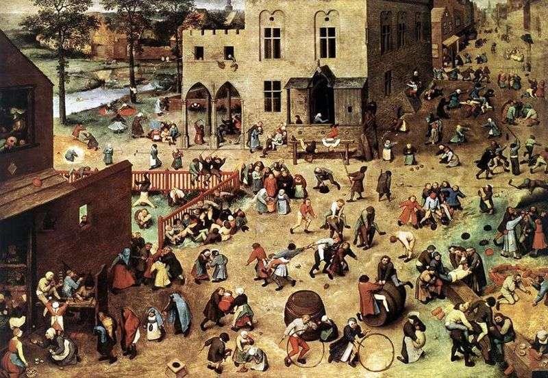 Gry dla dzieci   Peter Bruegel