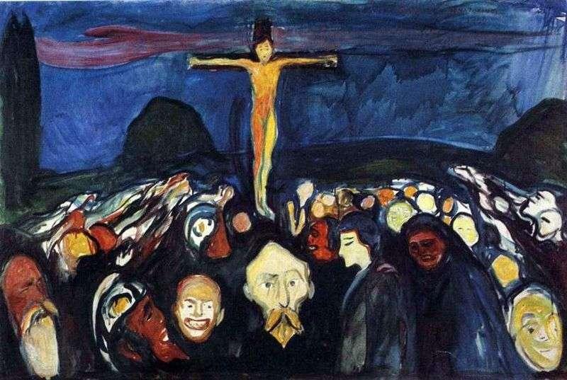 Kalwaria   Edvard Munch