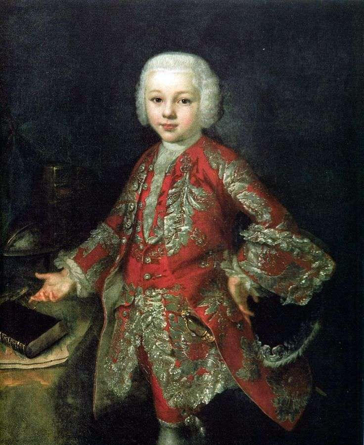 Portret Wasilij Daragan   Iwan Wiszniakow
