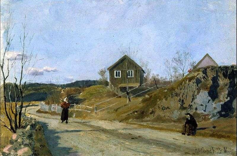 Marie Valley   Edvard Munch