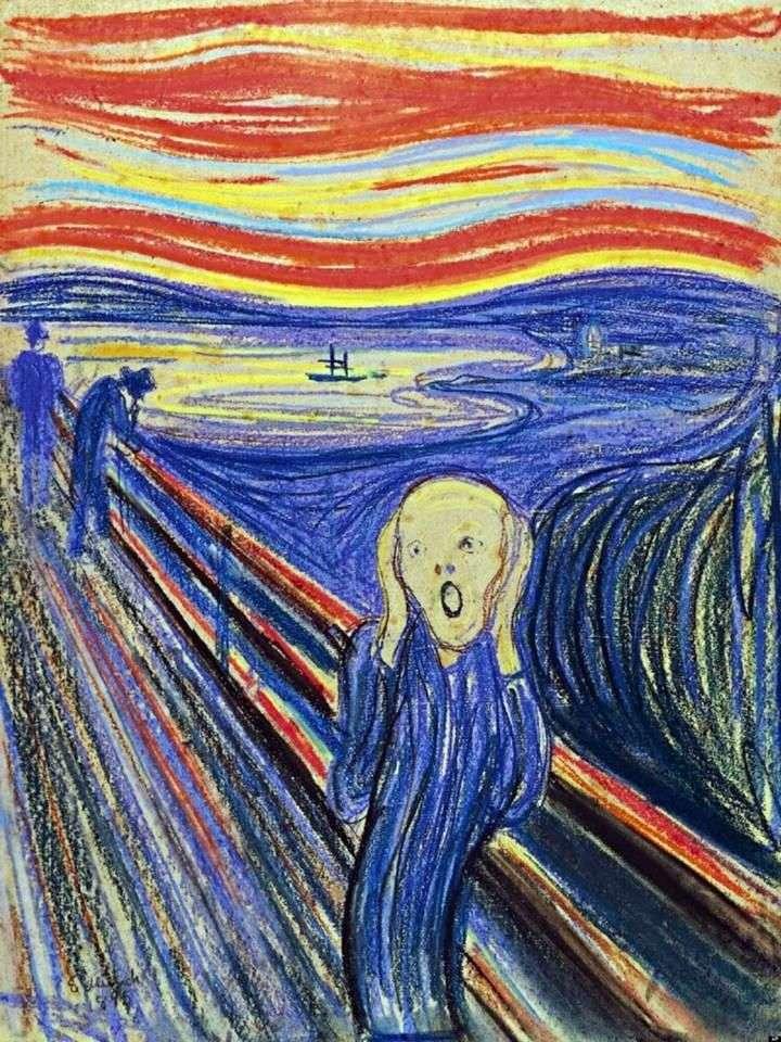 Creek   Edvard Munch