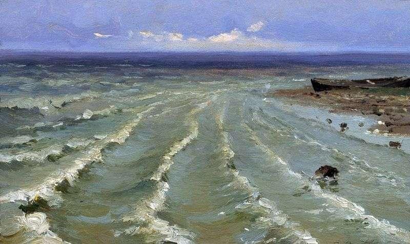 Morze   Efim Wołków