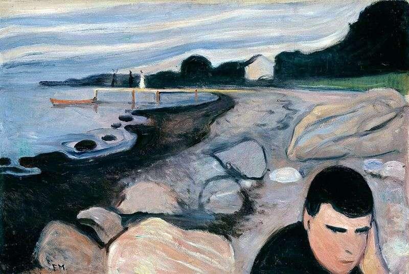 Melancholia   Edvard Munch