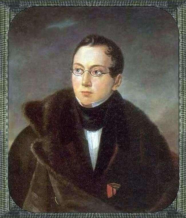 Portret A. V. Wsiewołskiego   Wasilij Tropinin