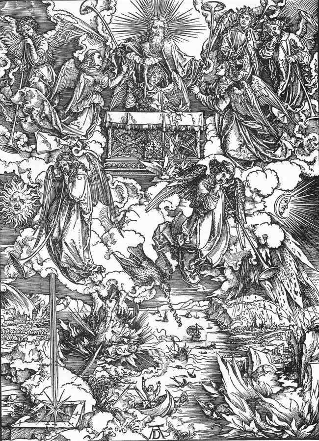 Głos Trąbki   Albrecht Dürer
