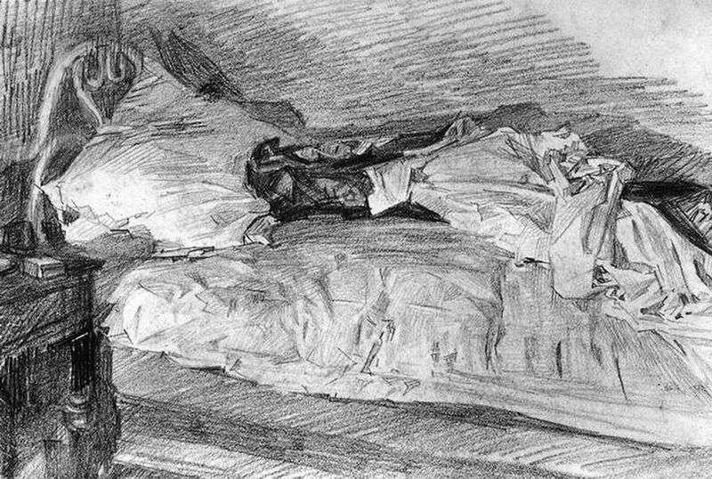Łóżko   Mikhail Vrubel