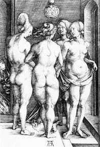 Cztery Wiedźmy   Albrecht Durer