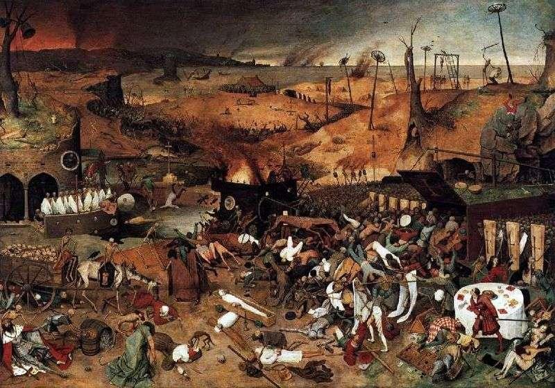 Triumf śmierci   Peter Bruegel