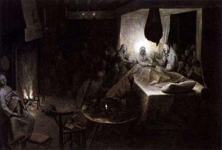 Wniebowzięcie Marii   Peter Bruegel