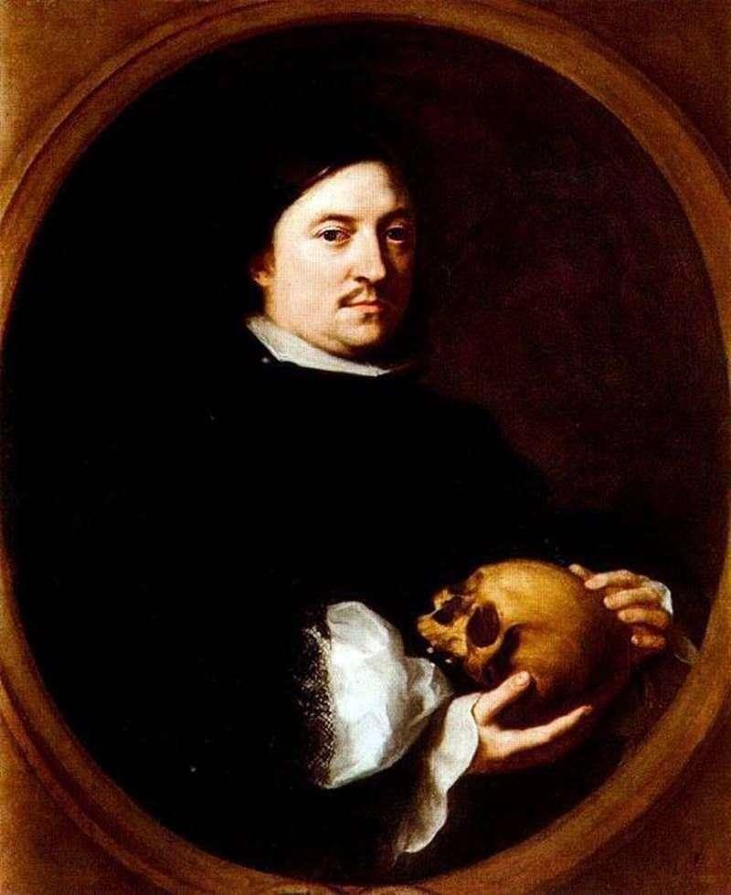 Portret Mikołaja Omasur   Bartolomeo Esteban Murillo