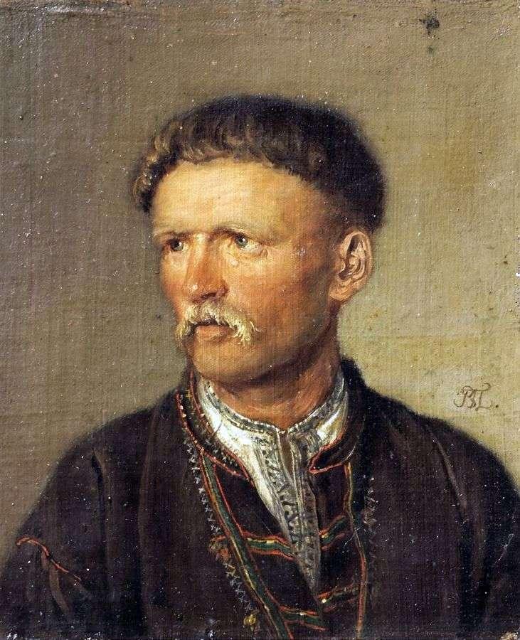 Ukraiński (Ustim Karmelyuk)   Wasilij Tropinin