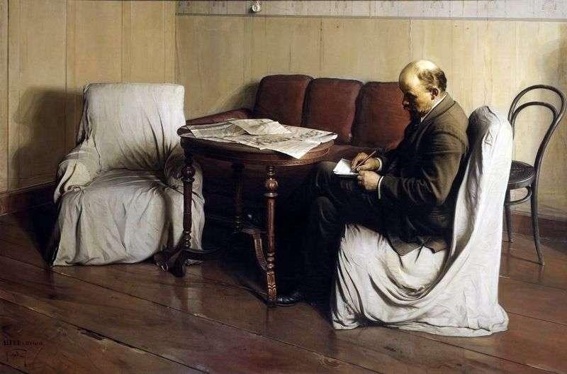 Lenin in Smolny   Isaac Brodsky