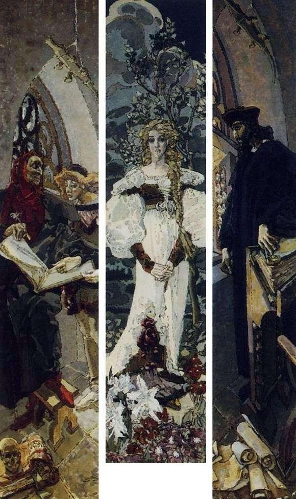 Faust   Michaił Vrubel