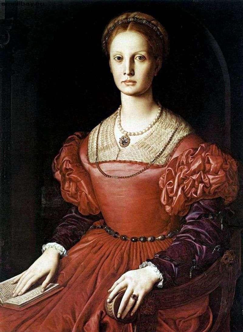 Lucretia Panchiatiki   Agnolo Bronzino