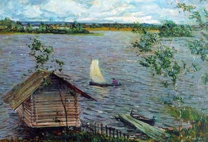 Świeży wiatr   Nikolai Romadin