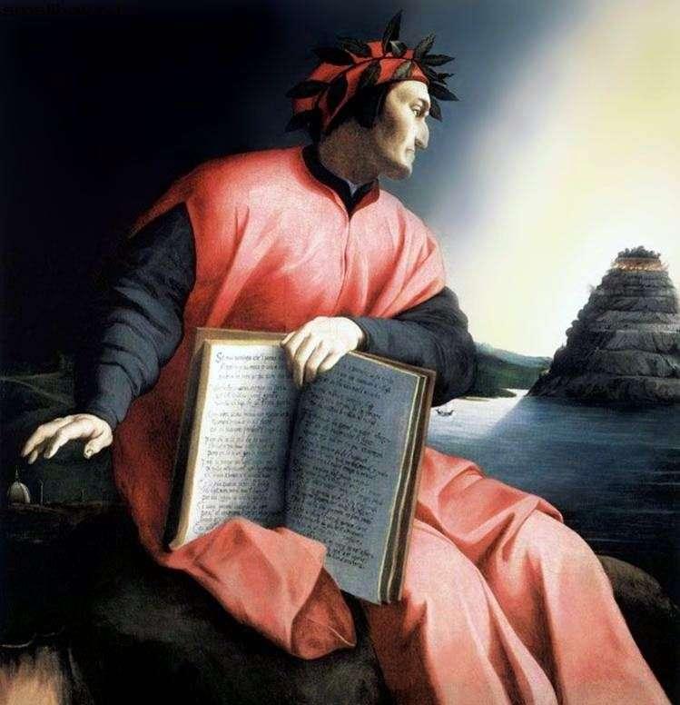 Portret Dantego   Agnolo Bronzino